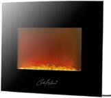 Carlo Milano Design-Elektrokamin für Wandmontage, 2000 Watt, 66x46 cm - 1