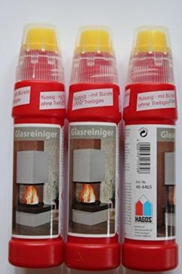 3er Pack HAGOS Scheibenreiniger - 1