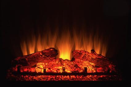 elektrisches Feuer Kamineinsatz