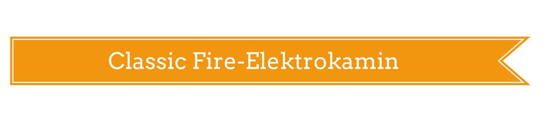 Classic Fire Elektrokamin