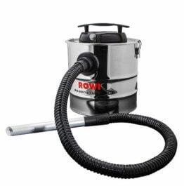 Rowi Aschesauger RAS 800/18/1 Inox Basic, 800 W 18 Liter -